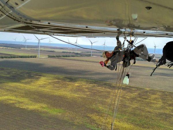 Обслуживание ветрогенераторов
