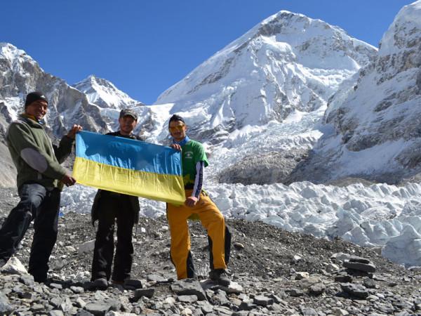 Экспедиция на Эверест
