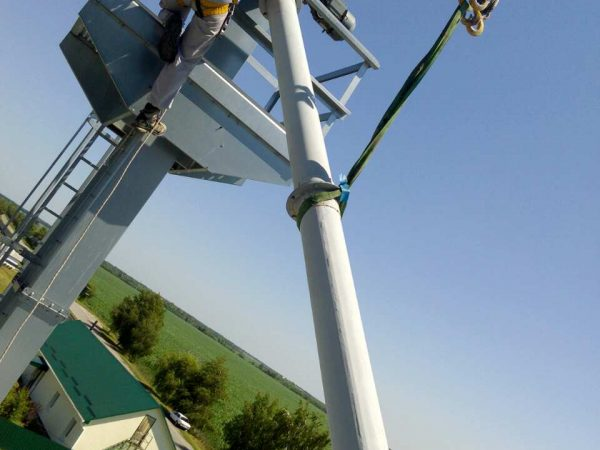 Обслуживание и ремонт зерносушилки